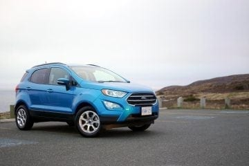 MEGATech Videos: 2018 Ford EcoSport Test Drive