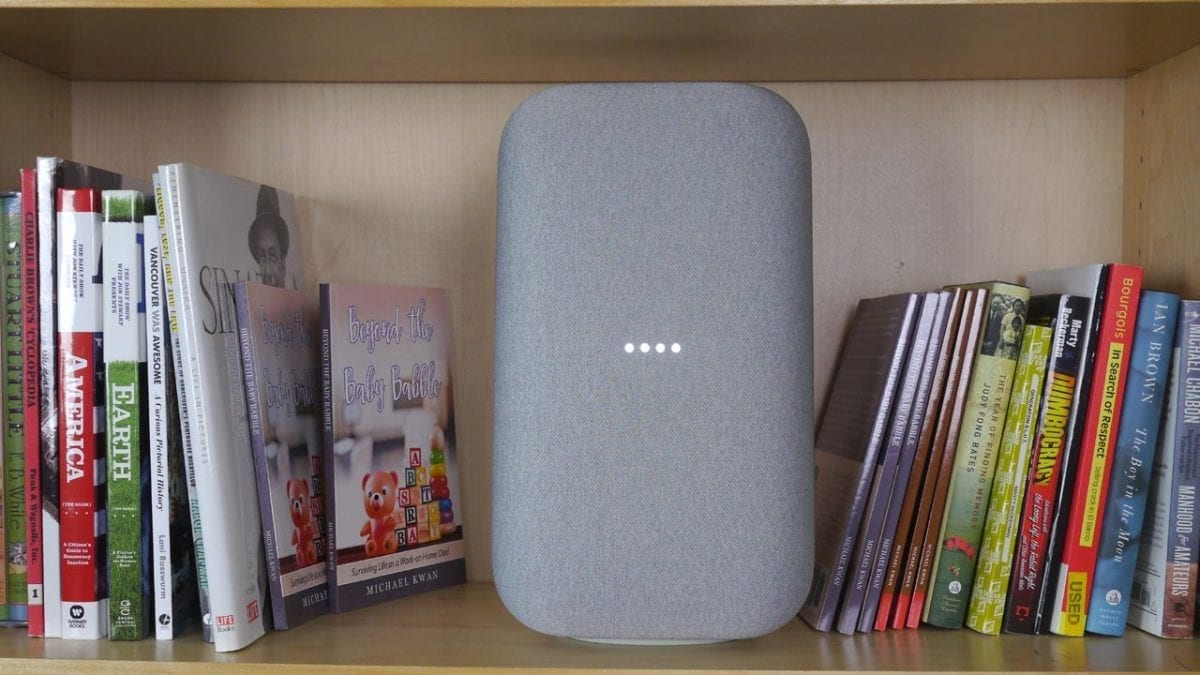 MEGATech Reviews: Google Home Max Smart Speaker