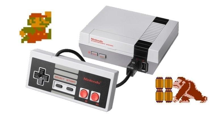 NES Classic Edition Retro Console Returns Next Month