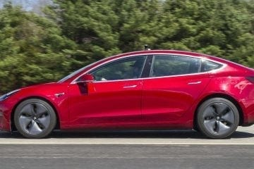 Tesla Model 3 Fails to Earn Consumer Reports Recommendation
