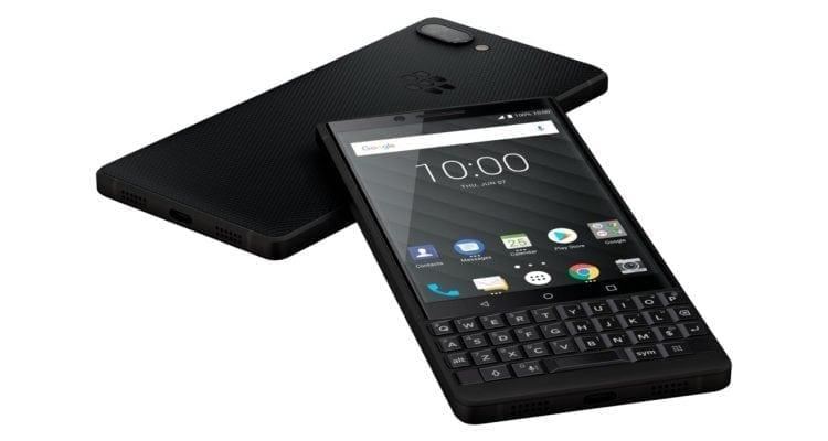 BlackBerry KEY2 Pre-Orders Start Tomorrow, Ships July 6