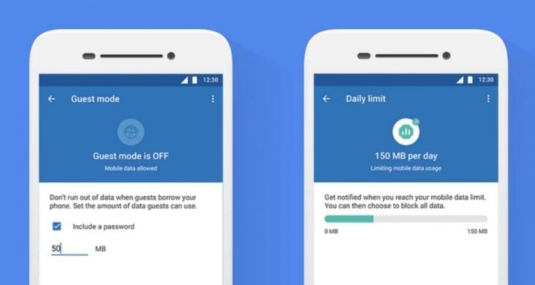 Set Daily Data Limits with Google's Datally App for Android
