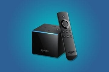 Amazon's Fire TV Cube, a Streaming Device that you Scream at