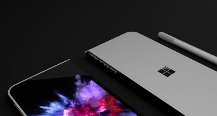 Microsoft Andromeda Pocket Surface: The UMPC Lives Again?
