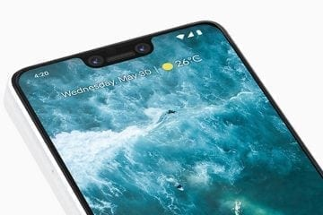 The Unofficially Revealed Pixel 3 XL Will Be Officially Revealed in October
