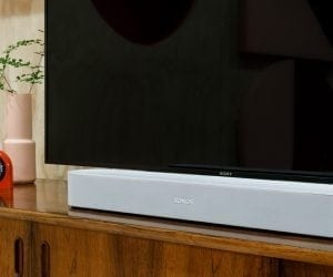 Sonos Beam Smart Soundbar Hooks Up Your TV to Alexa and Siri