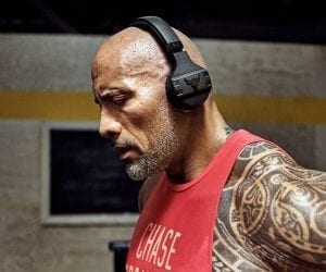 Project Rock - The Rock Launches $249 Workout Headphones