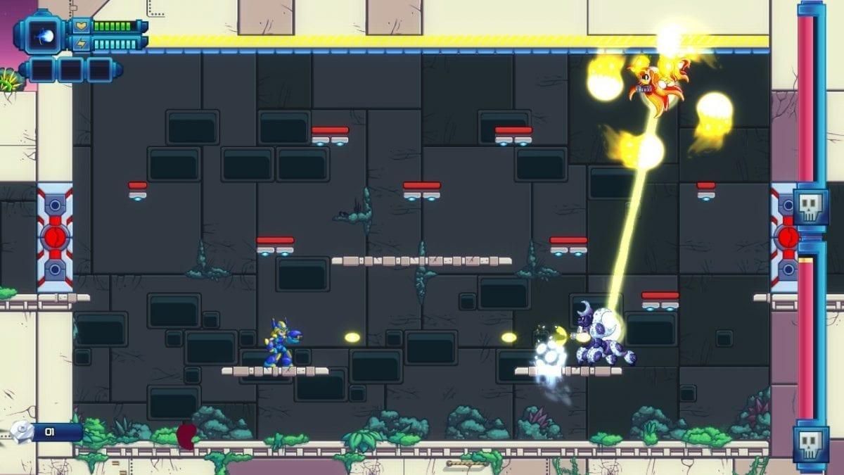 MEGATech Reviews: 20XX for Nintendo Switch