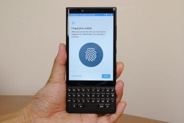 MEGATech Reviews: BlackBerry KEY2 Android Smartphone