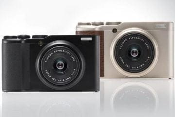 Fujifilm XF10 Packs APS-C into $500 Compact Camera