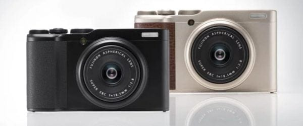 Fujifilm XF10 Packs APS-C into $500 Compact Camera