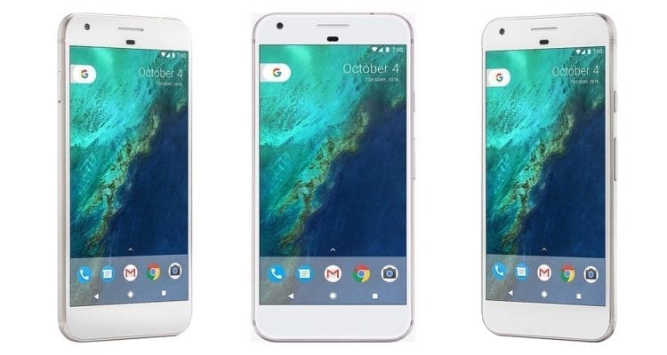 First-Gen Google Pixel 128GB Discounted to $399