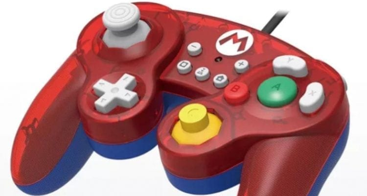 HORI GameCube Controllers Prepare for Smash Bros. Ultimate on Switch