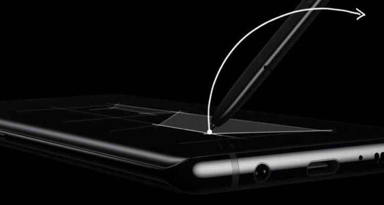 Bluetooth S-Pen for the Galaxy Note 9 Opens New Possibilities