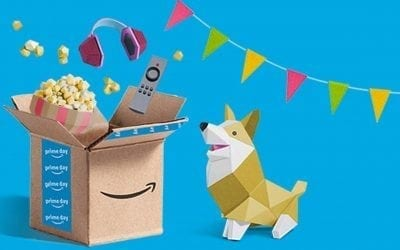Amazon Prime Day Is Here (Up to 50% Off!)