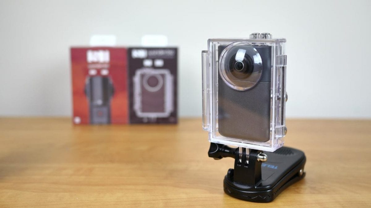 MEGATech Reviews: Wunder360 S1 360 Camera