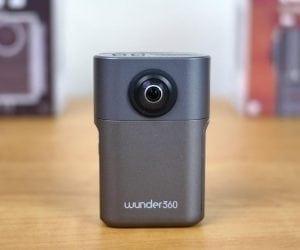 MEGATech Reviews: Wunder360 S1 360 Camera