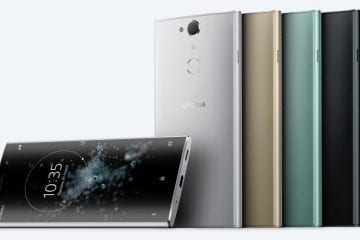Sony Xperia XA2 Plus Strikes the Mid-Range With Big Screen