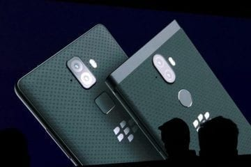 BlackBerry Evolve and Evolve X  Emerge Out of Nowhere