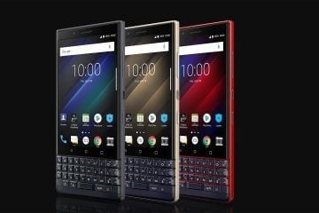 BlackBerry KEY2 LE Cuts Corners for Cheaper Price