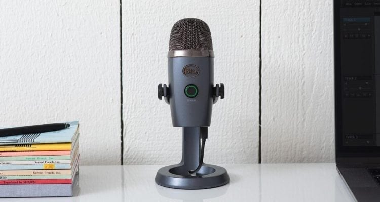 Blue Yeti Nano Mic for Budget-Friendly Podcasts