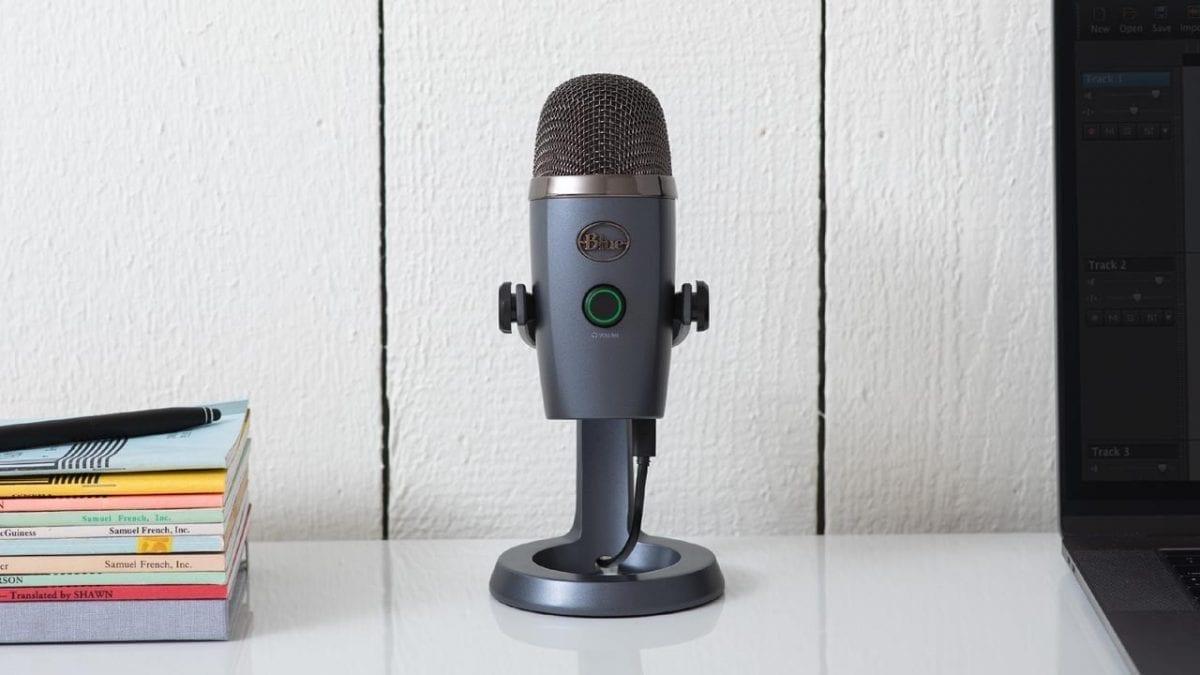 Blue Yeti Nano Mic For Budget Friendly Podcasts Megatechnews