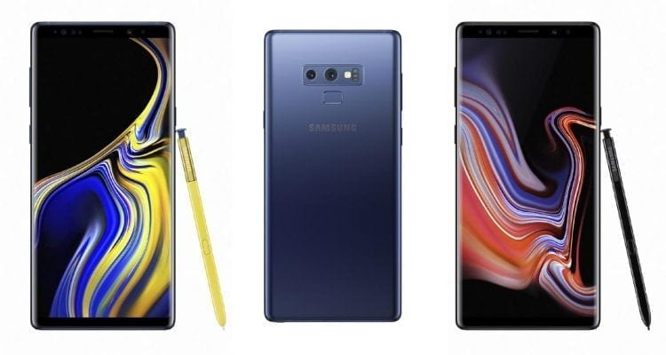 Samsung Galaxy Note9: What You Need to Know