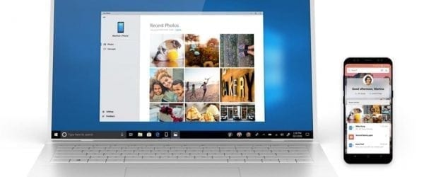 What's the Deal with the Your Phone App for Windows 10?