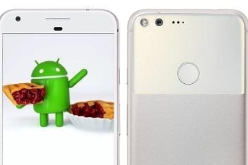 Get Android Pie (Android 9.0) on Google Pixel Today