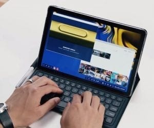 Samsung Galaxy Tab S4 Challenges Surface Go, iPad Pro