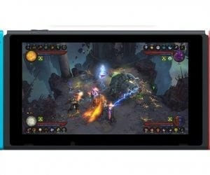 Diablo III Eternal Collection for Nintendo Switch Includes All Updates