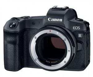 Canon EOS R Full Frame Mirrorless Camera