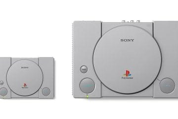 Sony PlayStation Classic Launches December 3