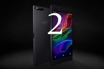 Razer Phone 2 Gaming Phone Confirmed