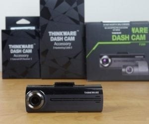 MEGATech Reviews: Thinkware F200 HD Dashcam
