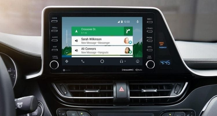 Android Auto Finally Coming to Toyota Vehicles