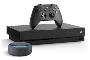 Get a Free Echo Dot When You Buy an Xbox One