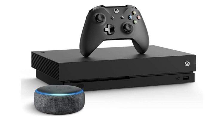 Get a Free Echo Dot When You Buy an Xbox One