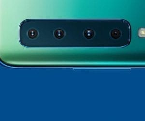 Official: Quad Cameras on the Galaxy A9 Mid-Ranger