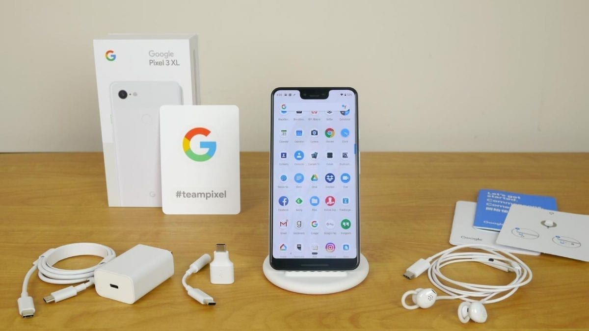 MEGATech Reviews: Google Pixel 3 XL