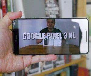 MEGATech Reviews: Google Pixel 3 XL