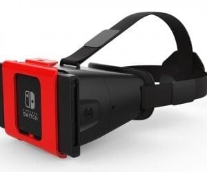 New Virtual Boy VR Powered by Nintendo Switch