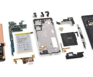 Pixel 3 XL Has a Samsung Screen (iFixit)