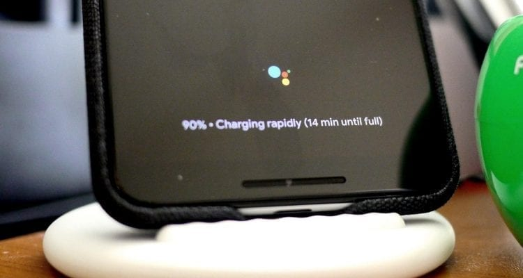 Google Restricts Pixel 3 Wireless Fast Charging