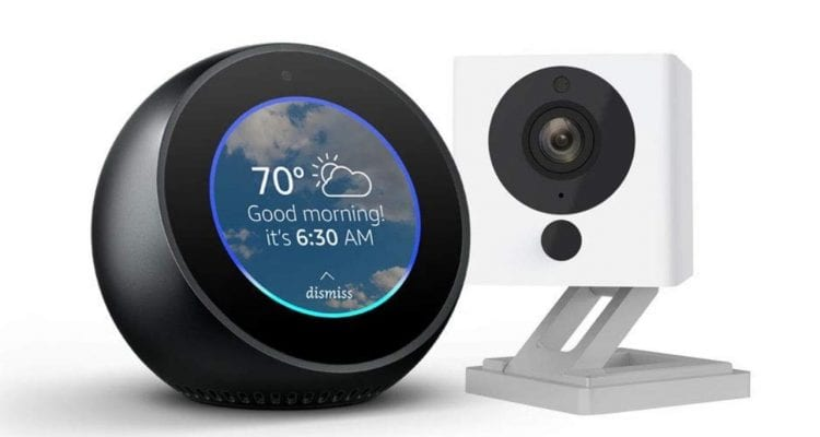 Is This Echo Spot + Wyze Cam Bundle the Best Cyber Monday Deal?