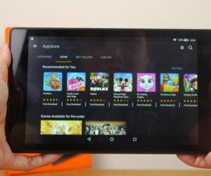 MEGATech Reviews: Amazon Fire HD 8 (2018, 8th Generation)
