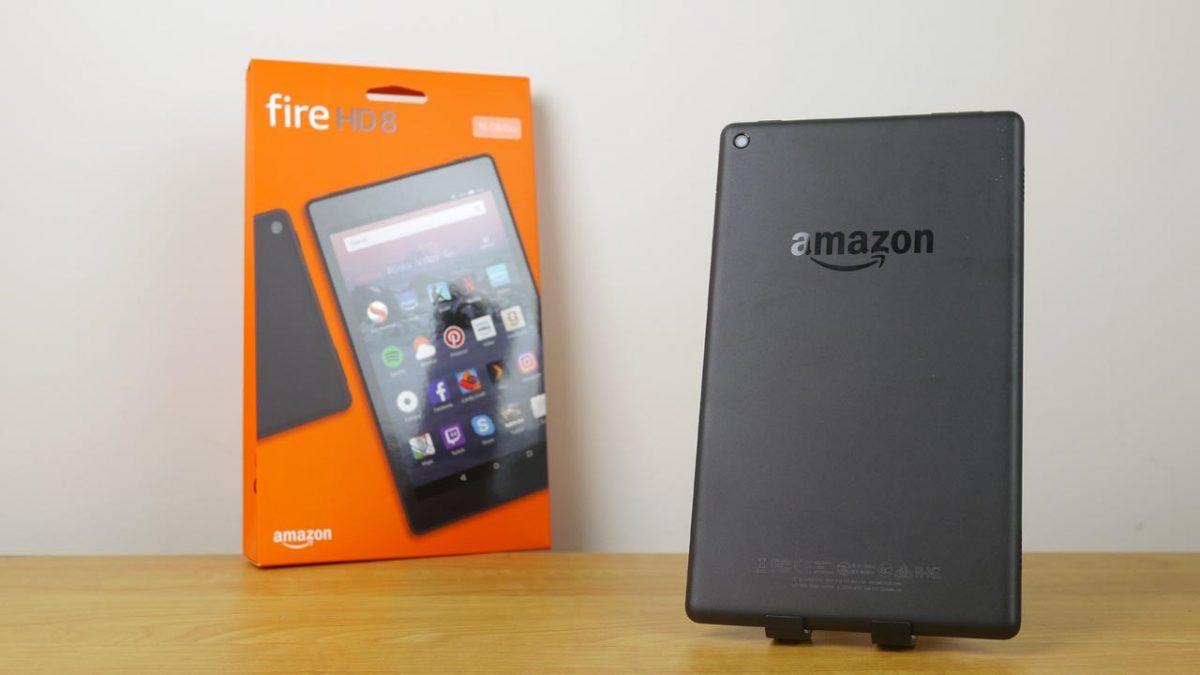 MEGATech Reviews: Amazon Fire HD 8 (2018, 8th Generation)