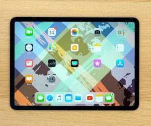 Don't Bend Your iPad Pro, You Knucklehead
