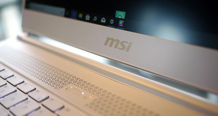MSI Prestige Series Laptops Appeal to the Creator Class