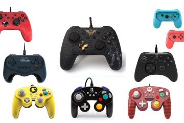 Cheap Nintendo Switch Controllers for $25 or Less